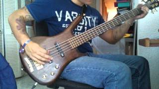 First It Giveth (Bass Cover) - Queens Of The Stone Age.flv