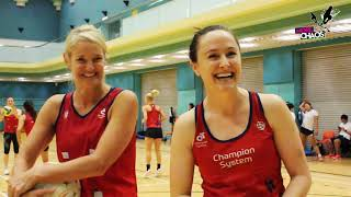 2019 Four Nations Tournament: Hong Kong Netball