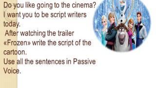 Проект урока по английскому языку