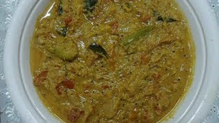 Thakkali Curry - Traditional Kerala Recipe