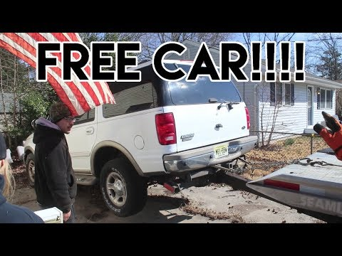 FREE CAR AND A FREE BOAT! This Is Getting Out Of Hand!?!?!