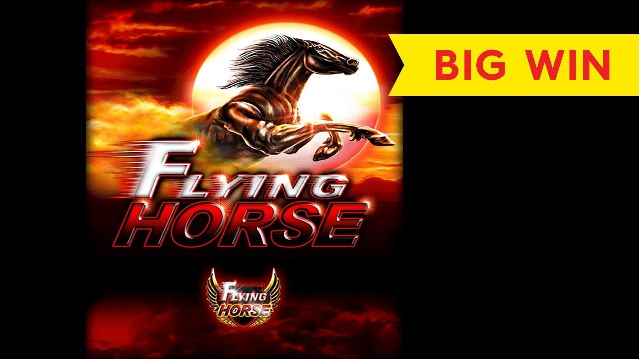 Flying Horse Slot Machine