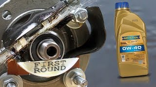 Ravenol SSL 0W40 Jak skutecznie olej chroni silnik?
