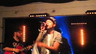 Amsie Brown & Hot This Year Band-Good Live@Öland Roots 2015-07-11