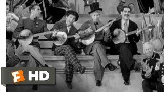Duck Soup (10/10) Movie CLIP - To War (1933) HD