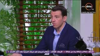 8 الصبح - د/محمد سالم ابو عاصي ينتقد مناهج الأزهر الشريف ويؤكد إنها من أساس تجديد الخطاب الديني
