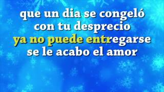 Karaoke - Miguel Angel y su Grupo Cariño 'Corazon de Hielo'