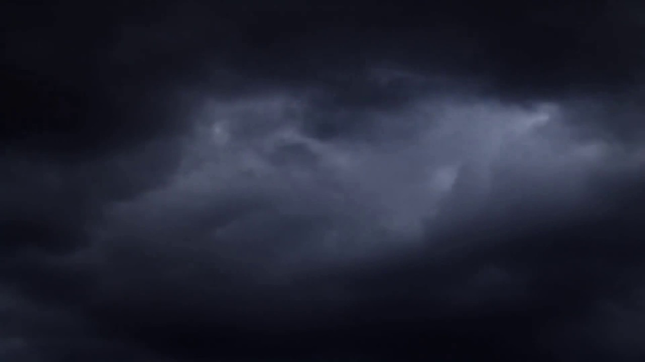 Dark Clouds Time Lapse