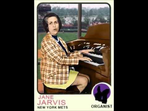 Big Chuck's Sport's Spotlight:  NY Mets Organist Jane Jarvis