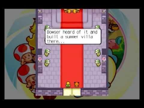 Видео обзор игр серии Марио. Часть 7: Принцесса Пич