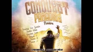 Gambar cover CONQUEST PARADISE RIDDIM (Mix-Feb 2019) DAMAGE MUSIQ