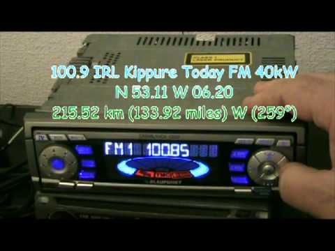 tropo IRL 01092012 Blaupunkt with RDS