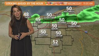 Morning weather forecast for Northeast Ohio: October 17, 2018