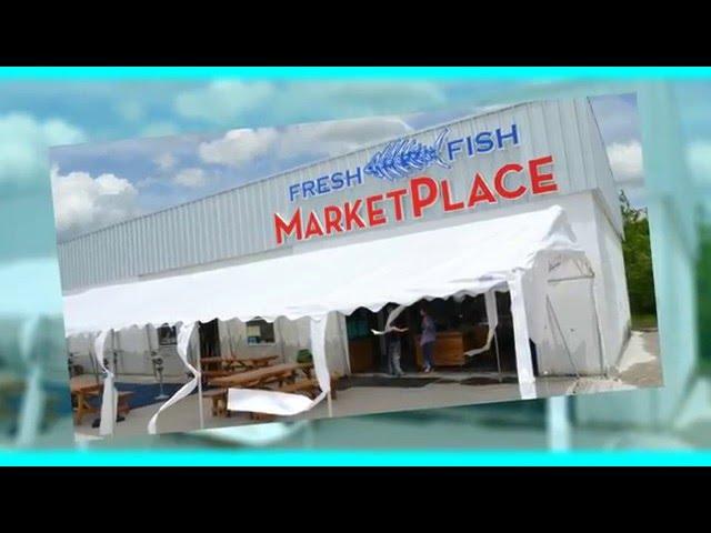 Blu Fresh Fish Market & Cafe` Bentonville Arkansas | NWA Seafood