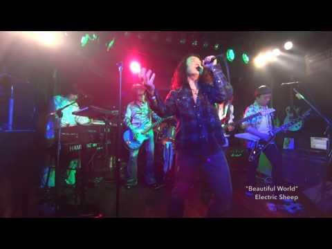 "Electric Sheep Live at Crawdaddy club ""Beautiful World"""