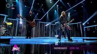 Depresszió: Csak a zene -- A Dal 2014 döntő