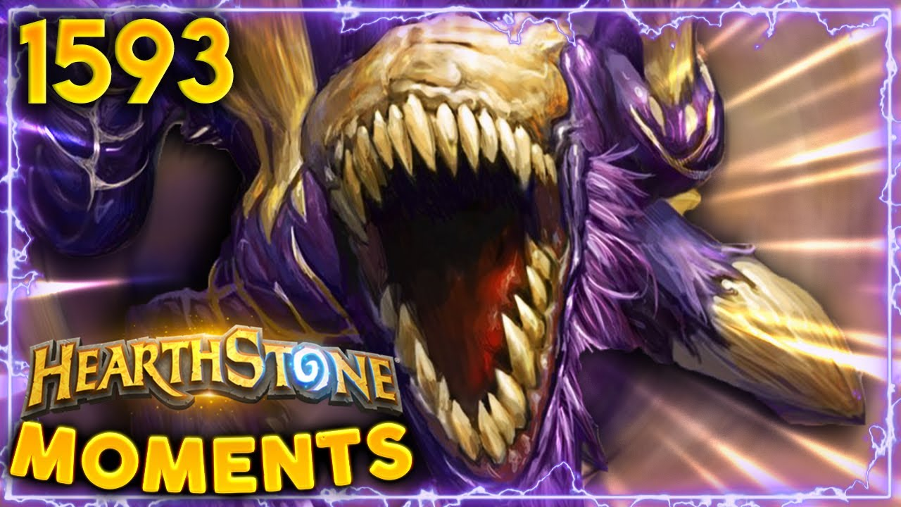 Why Is He Getting THE PERFECT RNG?? | Hearthstone Daily Moments Ep.1593