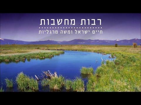חיים ישראל ומשה מרגליות - רבות מחשבות