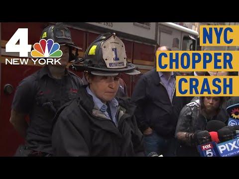 NYC Helicopter Crash: