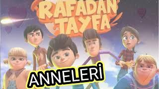 RAFADAN TAYFA ANNELERİ  TRT çocuk  Film klip  Rafadan Tayfa Göbeklitepe Full izle