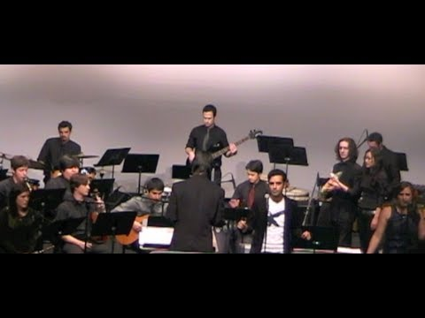 Arsi Nami - Besame Mucho Live feat. Nanette O'Grady. (Arr. Charlie Lin & Adrian Boluarte)