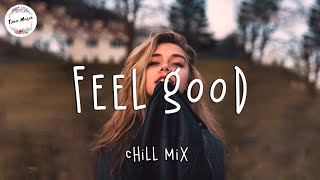 Best songs to boost your mood ~ Playlist for study, working, relax & travel