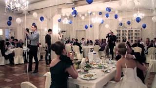 Свадьба Марины и Юлия («OGNI» — ведущие на свадьбу, Калининград)