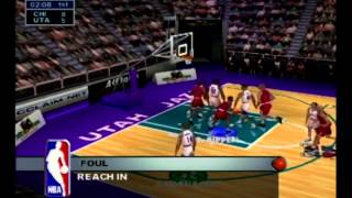 NBA Jam 99 N64