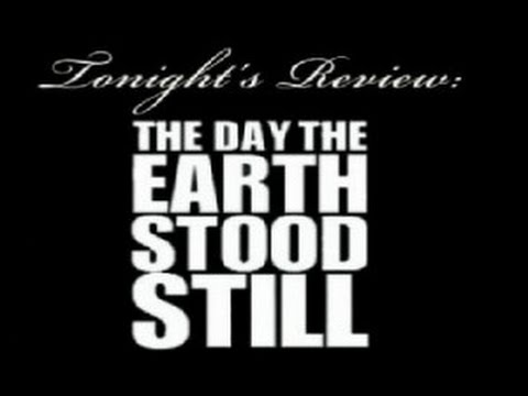 The Day the Earth Stood Still - Bum Reviews