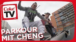 Cheng und Dner schlagen Saltos in Berlin | #CokeTVMoment thumbnail