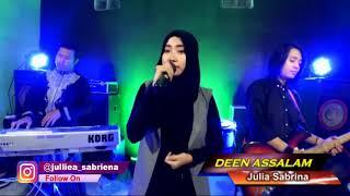 DEEN ASSALAM Cover by Julia Sabrina Pop Ethnic Version Abud Assamawat