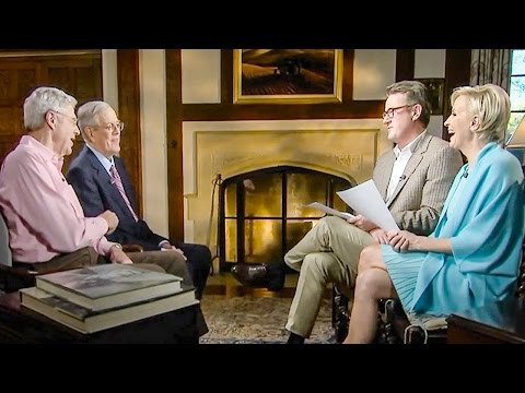 Morning Joe Is Head Over Heels In Love With The Koch Brothers - The Ring Of Fire