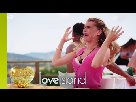 Challenge: Meals on Wheels | Love Island 2018