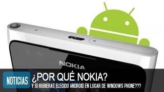 ¿Y si Nokia hubiera creado un teléfono móvil con Android?