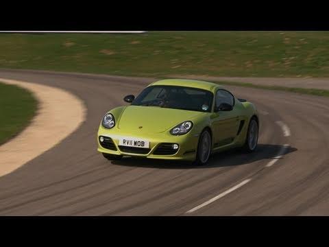 Porsche Cayman S vs Cayman R