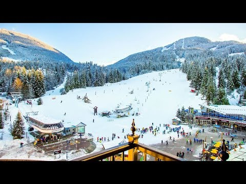 Top 10 Best Ski Resorts And Hotels In Whistler, British Columbia, Canada