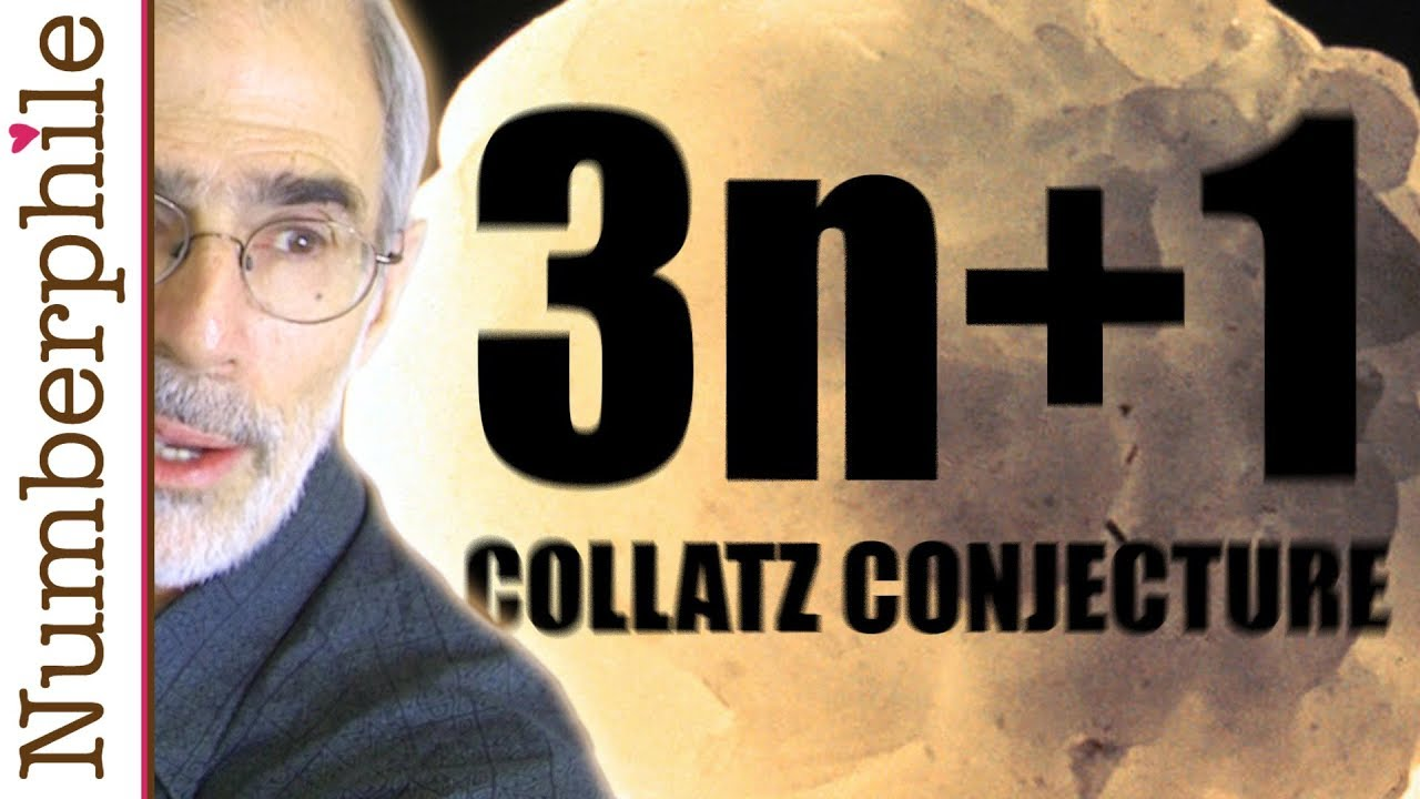 UNCRACKABLE? The Collatz Conjecture - Numberphile