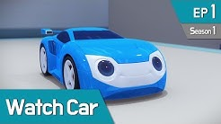 Power Battle Watch Car S1 EP01 My Friend, Watch Car 01 (English Ver)