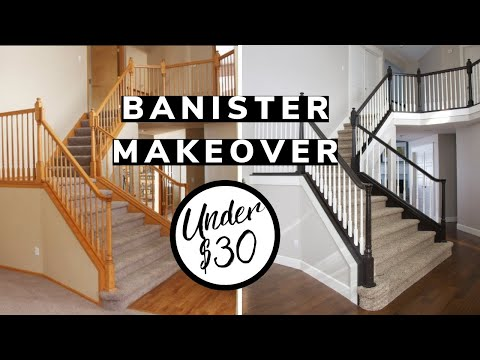 diy-staircase-banister-makeover-with-gel-stain