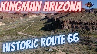 Kingman Arizona - US Hwy 66 - March 2020