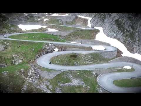 Val Tremola   The Old Gotthard Pass