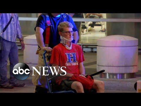Dozens injured due to turbulence on Houston-bound flight