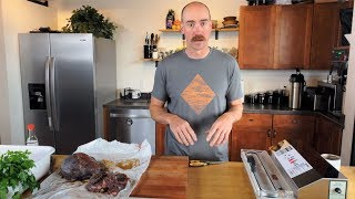 MeatEater's Ryan Callaghan Shows How to Vacuum Seal Your Wild Game Meat