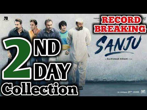 sanju box office collection day 30