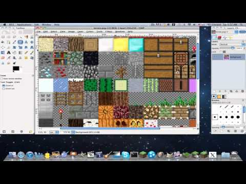 How to Make Your Own Minecraft Texture Pack - YouTube