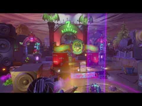 Plants vs Zombies Garden Warfare 2- Super Mix Mode:New Recruits