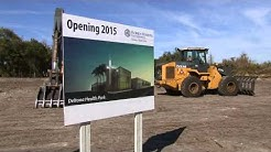 Florida Hospital Deltona Health Park Groundbreaking
