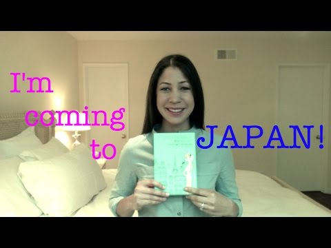 I'm Coming to JAPAN