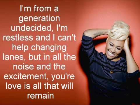 Where I Sleep - Emeli Sande (Lyrics)