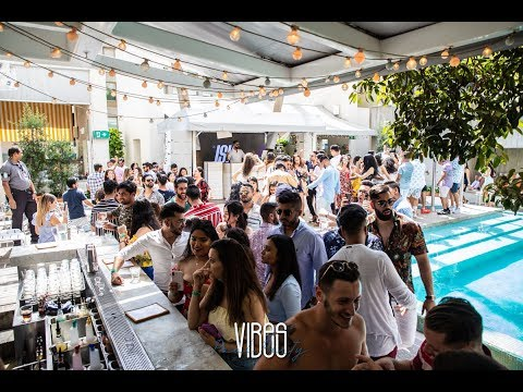 Vibes Rooftop Pool Party | Ivy Sydney Pool Day Club | The Promo Dude | 2019